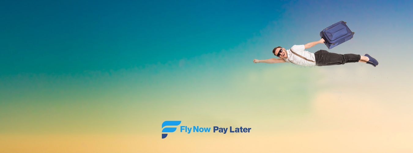 TravelJockey | Fly Now Pay Later